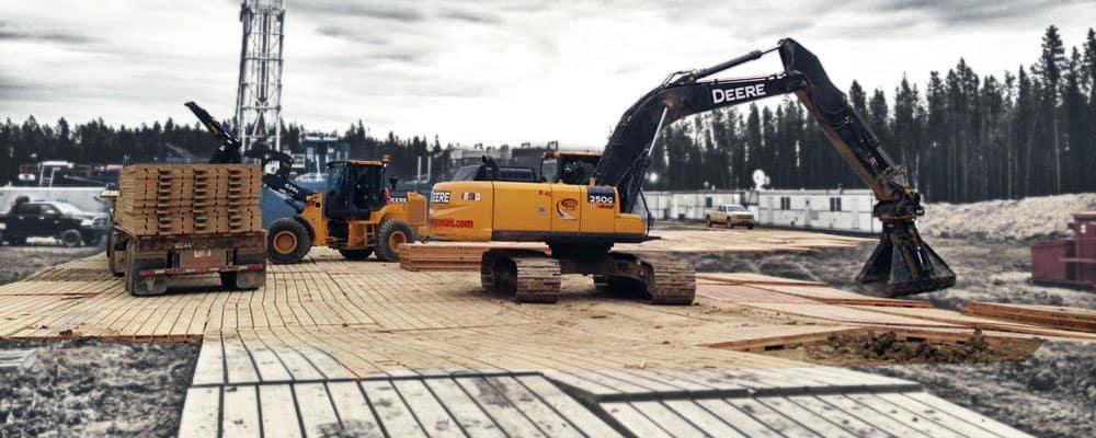 Little Guy Rentals Alberta S Access Mats Solutions